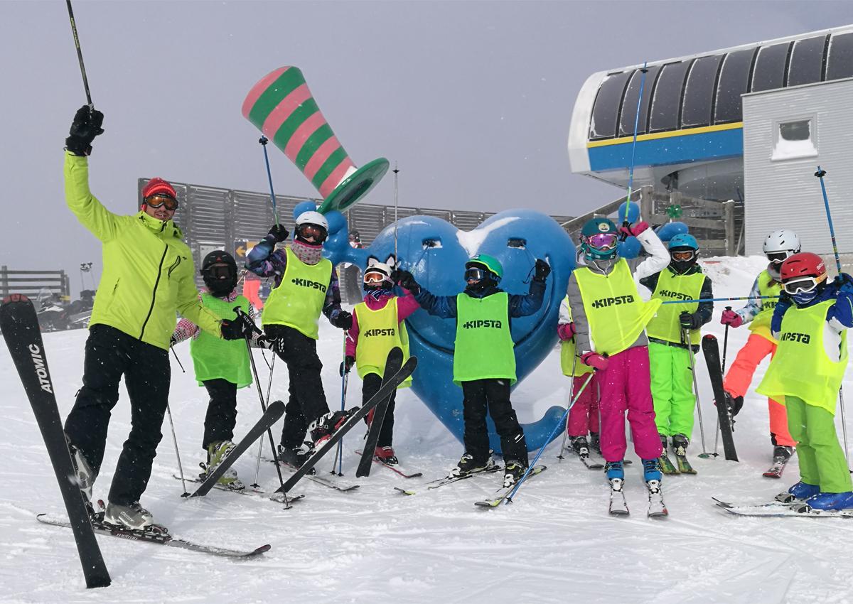 Škola skijanja Katschberg