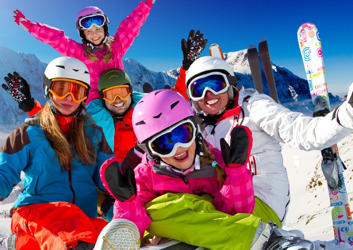 Obiteljsko skijanje Katschberg